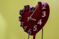 Temps à mon coeur Image stock