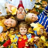 Temps 1 de famille Images libres de droits
