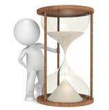 Temps. Image libre de droits