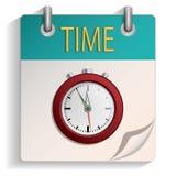 Temps Image stock