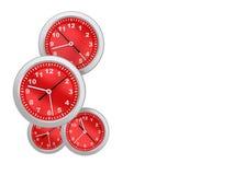 temps illustration de vecteur