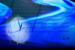 Temps actuel photographie stock libre de droits