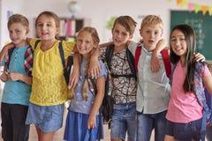 Temps d'école Image libre de droits
