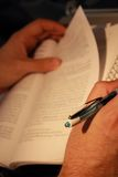 Temps d'étude ! Images libres de droits