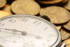 temps d'argent Photographie stock libre de droits