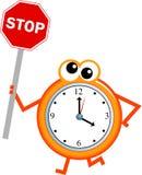 temps d'arrêt Photographie stock libre de droits