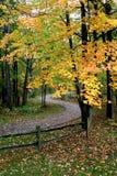 Temps d'automne Images stock