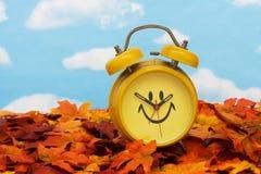 temps d'automne arrière de modification Photos libres de droits