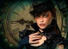 Temps, 3d CG.