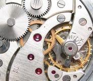 Temps d'horloge Photo stock