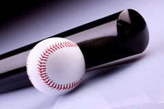 Temps de base-ball ! image stock