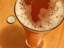 Temps de bière Photo libre de droits