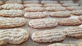 Temps de biscuit Photographie stock libre de droits