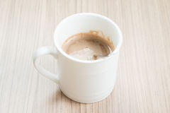 Temps de café photo libre de droits