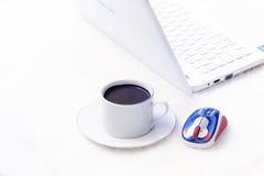 Temps de café image libre de droits