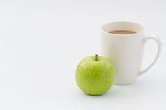 Temps de casse-croûte de pause-café Image libre de droits