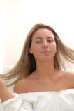 Temps de cheveu Images stock