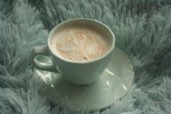 Temps de Coffe au matin photo stock