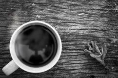 Temps de Coffe dans le matin, beau temps Image libre de droits