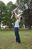 Temps de famille Photo stock