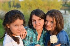 Temps de filles Photos libres de droits