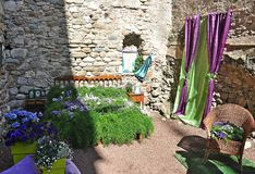 Temps de Flors Girona Stock Images