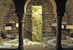 Temps de Flors Girona Royalty Free Stock Photo