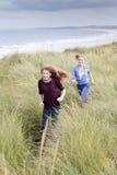 Temps de liaison de soeurs Photo stock