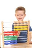 Temps de maths Images stock