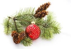 Temps de Noël Image libre de droits