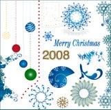 Temps de Noël Images libres de droits