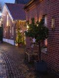 Temps de Noël en Allemagne photographie stock