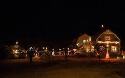 Temps de Noël en Suède Image libre de droits