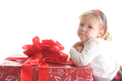 Temps de Noël Photos libres de droits