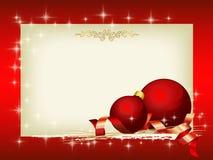 Temps de Noël Photo stock