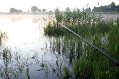 Temps de pêche? Photos libres de droits