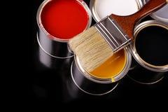 Temps de peinture ! Images libres de droits