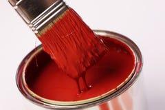Temps de peinture ! Photographie stock libre de droits
