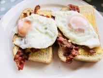 Temps de petit déjeuner Images libres de droits