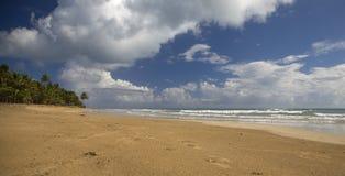 Temps de plage Images libres de droits