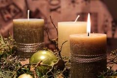 Temps de Pré-Noël Photos libres de droits