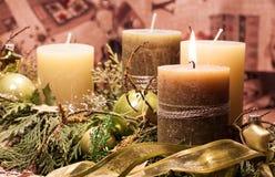 Temps de Pré-Noël Photo libre de droits