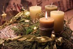 Temps de Pré-Noël Photographie stock libre de droits