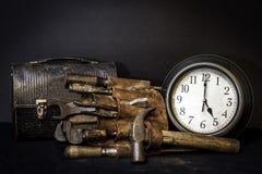 Temps de Quittin Photographie stock libre de droits