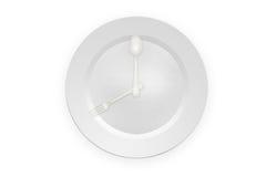 Temps de repas (déjeuner) Images stock