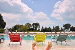Temps de vacances Photo stock