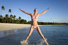Temps de vacances - Fiji dans le South Pacific images libres de droits