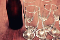 Temps de vin sur la partie photos libres de droits