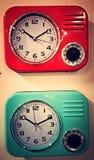 Temps de vintage Image stock