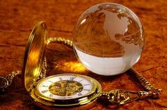 Temps du monde photo stock